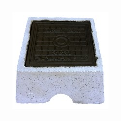 Ias Cement manhole with...